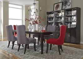 7 pc platinum dining set