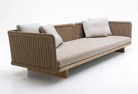 Outdoor Sectional Sofa Outdoor Sectional Sofa Sabi By Lenti