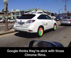 lexus chrome google chrome pun