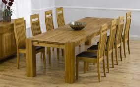 Rustic Oak Dining Tables Rustic Oak Dining Table Design Home Furniture Ideas