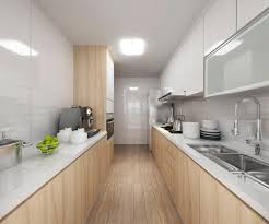 6 interesting kitchen layouts and their benefits