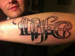 ambigram tattoos and designs page 131
