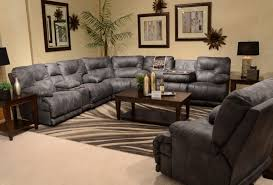 Leather Sofa Recliner Electric Fabric Sectional Sofa With Power Recliner Leather Sofas Recliners