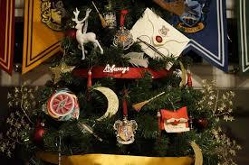 spellbinding spectacular harry potter themed tree