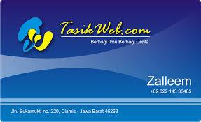 desain kartu nama yang bagus cara membuat desain kartu nama keren dengan coreldraw tasikweb com