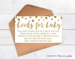 bring a book instead of a card baby shower twinkle twinkle book request white and gold baby