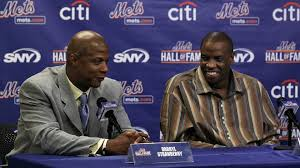 The Doc And Darryl Mets - darryl strawberry says he and dwight gooden are back on good terms