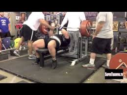 Biggest Bench Press In The World - world record bench press raw 722 lbs by eric spoto lift
