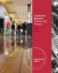 consumer behavior science and practice international edition