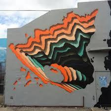3d murals german artist 1010 creates stunning cavernous 3d murals funpal