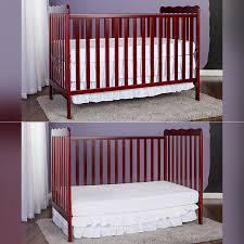 Cribs 3 In 1 Convertible by Amazon Com Dream On Me Classic 3 In 1 Convertible Crib Cherry