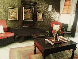 Traditional Indian Living Room Designs Crystal Grandeur A Home With Traditional Indian Touch