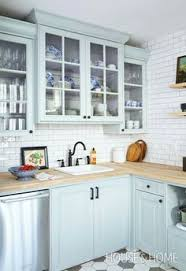 light blue kitchen ideas the end of an era no more white kitchen details on the