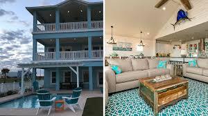 14 coastal vacation rentals