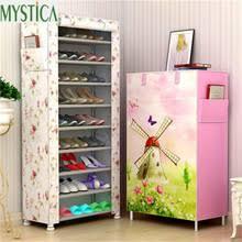 Large Shoe Storage Cabinet Furniture Online Get Cheap Shoe Rack Metal Aliexpress Com Alibaba Group
