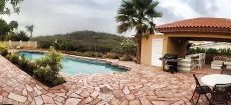 villa bella mare steps to the beach in malmok aruba real estate