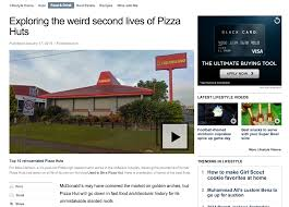 used to be a pizza hut january 2014