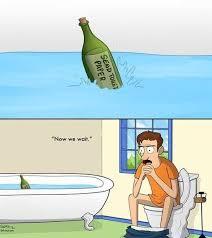 Message Meme - message in a bottle meme guy