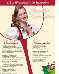 Metzler Bad Neuenahr Newsletter 20 08 2014 Weingut Peter Kriechel