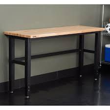 wood top work bench home decorating interior design bath