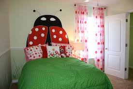 ladybug theme bedroom girls bedroom ladybug wall mural stickers polka dot lady bug decorated room all things