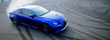 lexus rcf blue introducing the lexus rc f overview of the rc f lexus