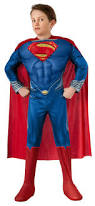 Halloween Costumes That Light Up by Kids Super Man Boys Muscle Light Up Costume 39 99 The Costume