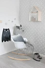 babyzimmer grau wei tapete in grau stilvolle vorschläge für wandgestaltung