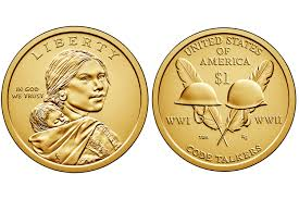 sacagawea and native american one dollar coin values