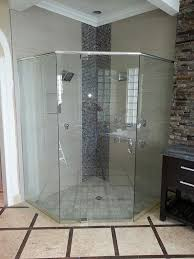 Angled Glass Shower Doors Shower Doors Gallery The Original Frameless Shower Doors