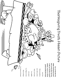 thanksgiving search and find coloring page crayola