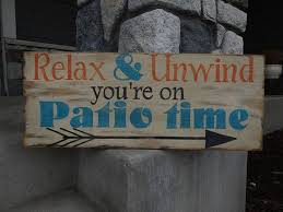 Outdoor Decorative Signs 25 Unique Patio Signs Ideas On Pinterest Porch Signs Front