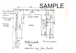 kitchen furniture how to measuretchen cabinets standard