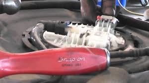 fuel pump replacement 2004 2007 dodge caravan install remove