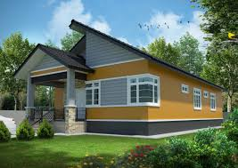One Storey House by Single Storey House Freelancers 3d