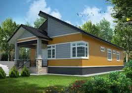 single storey house freelancers 3d