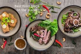 list of international cuisines top 100 food blogs and websites to follow in 2018