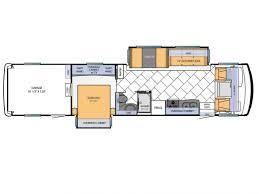 2011 newmar dutch star 4386 luxury motor home floor plan newmar