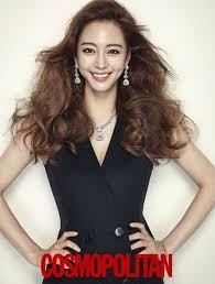 hair style for a nine ye curly hair kpop korean hair and style