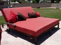 Chaise Lounge Plans Double Chaise Lounge Cushions Outdoor Ideas Hardware Plans Photo