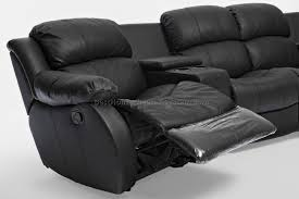 home theater recliner 4 seat home theater recliner style home design fantastical to 4