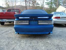 93 mustang lx tail lights clear taillights mustang forums at stangnet