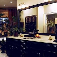 how to decorate a large plain bathroom mirror 5 ideas for unique