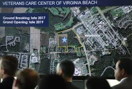 new veterans care center planned for virginia beach will be the