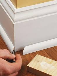 Hardwood Floor Molding Q Is For Quarter Round Molding Baseboard Carpentry And Moldings