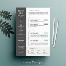 50 creative resume templates you won u0027t believe are microsoft word