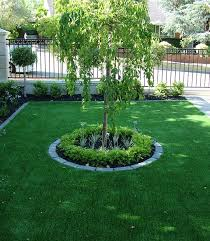 Done Right Landscaping by Jumbo Cobblestone Border Around Tree Installed By Done Right