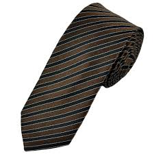 black and white striped l shade 59 black and brown ties shades of brown black striped extra long