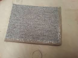 Leftover Carpet Into Rug From A Floor Mans Perspective Carpet Binding Do It Yourself Or
