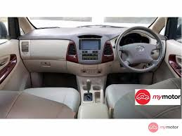 used lexus for sale in kl 2010 toyota innova for sale in malaysia for rm43 800 mymotor